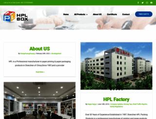 happylifebox.com screenshot