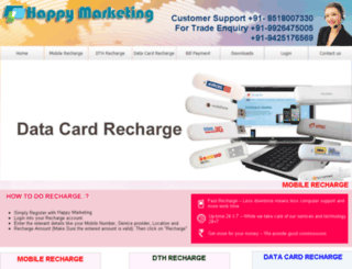 happymarketing24.com screenshot