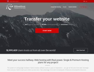 happymeal.site11.com screenshot