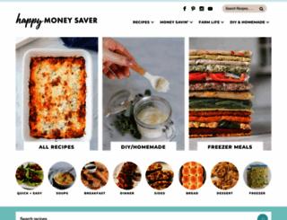 happymoneysaver.com screenshot