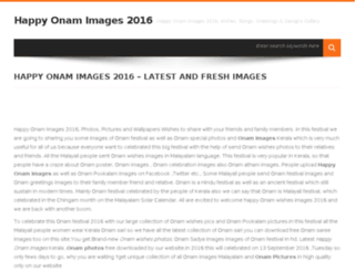 happyonamimages.in screenshot