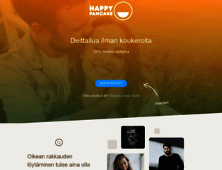 happypancake.fi screenshot