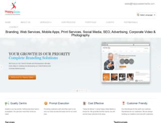 happysalesmedia.com screenshot