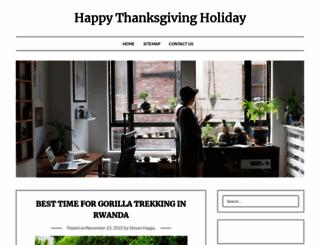 happythanksgivingimages.us screenshot