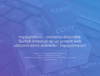 happytime.ro screenshot