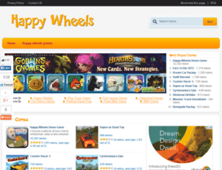 happywheelsdemoo.com screenshot