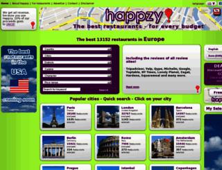 happzy.com screenshot