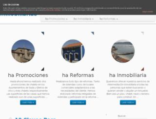 hapromociones.com screenshot