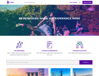 hapz.com screenshot