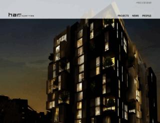 har-properties.com screenshot
