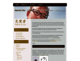 haraco.org screenshot