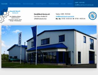 harald-borch-service.de screenshot
