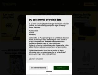 harald-nyborg.dk screenshot