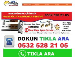 haramiderecilingir.com screenshot