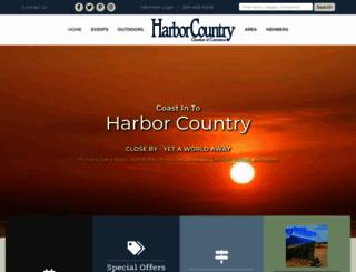 harborcountry.org screenshot