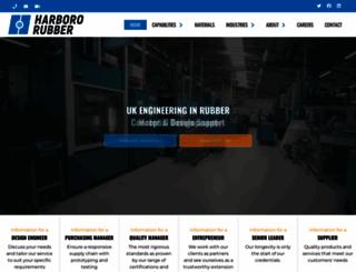 harboro.co.uk screenshot