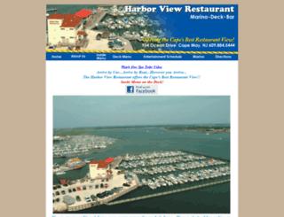 harborviewcapemay.com screenshot