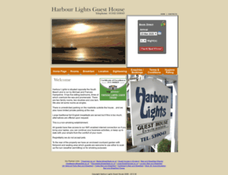 harbourlightslowestoft.co.uk screenshot