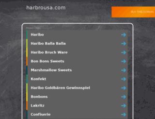 harbrousa.com screenshot