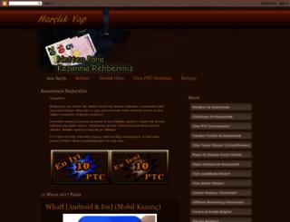 harclikyap.blogspot.com.tr screenshot