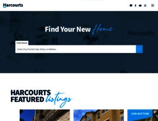 harcourtsusa.com screenshot