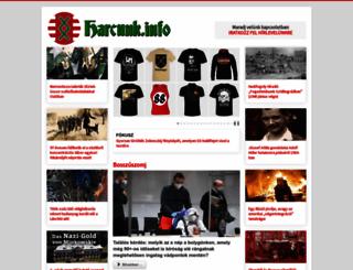 harcunk.info screenshot