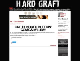 hard-graft.net screenshot