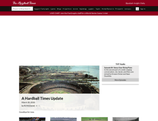 hardballtimes.com screenshot
