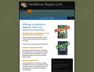 harddrive-repair.com screenshot