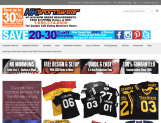 hardkor-sports.com screenshot