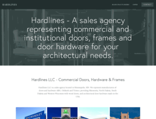 hardlines.info screenshot
