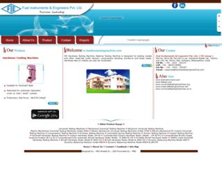 hardnesstestingmachine.com screenshot