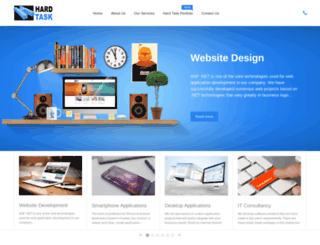 hardtask.com screenshot