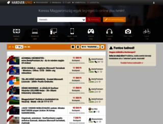 hardverapro.hu screenshot