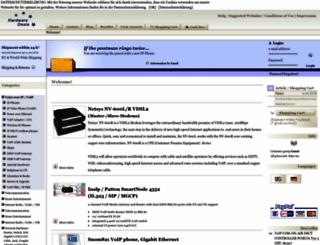 hardware-oasis.com screenshot