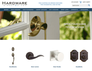 hardwaredirect2u.com screenshot