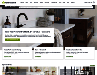 hardwarehut.com screenshot