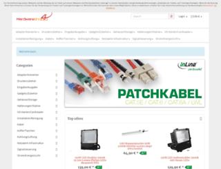 hardwareshop4u.de screenshot