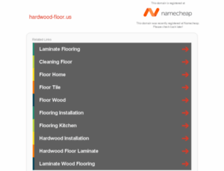 hardwood-floor.us screenshot