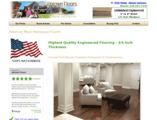 hardwoodinstaller.com screenshot