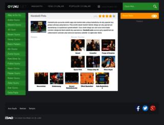 hareketlipota.oyunu.net screenshot