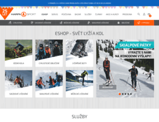 harfasport.cz screenshot
