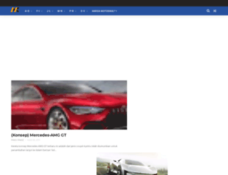 harga-kereta.blogspot.com screenshot