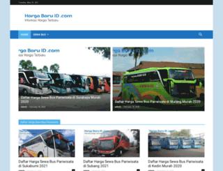 hargabaruid.com screenshot