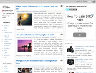 hargacamerabaru.com screenshot