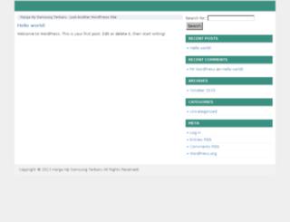 hargahpsamsungterbaru.com screenshot