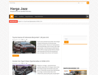 hargajazz.com screenshot