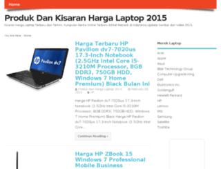 hargalaptopbaru.sinergi-indonesia.info screenshot