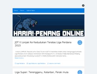haria-penang.net screenshot