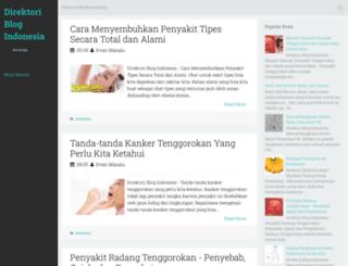 haribaru08.blogspot.com screenshot
